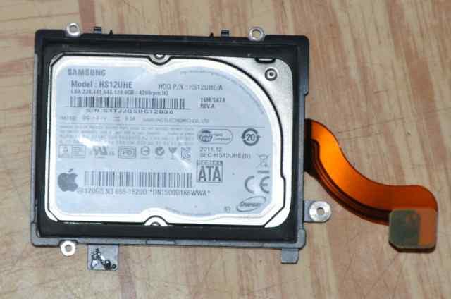 Жесткий диск Air A1237 A1304 самсунг 128г