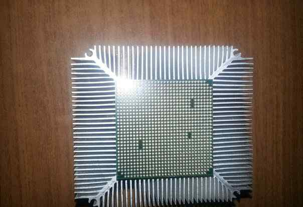 Процессор AMD athlon 2 x4