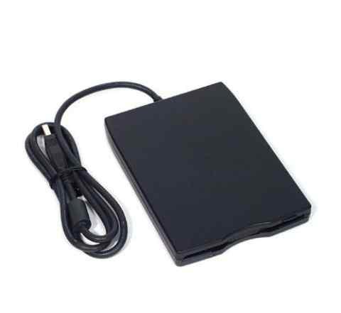 Дисковод 1.44 USB Dell новый в упаковке