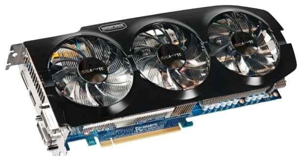 Gigabyte GeForce GTX 680 1071Mhz PCI-E 3.0 4096Mb