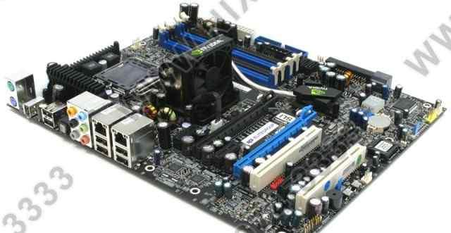 ECS ATX nforce 680I SLI