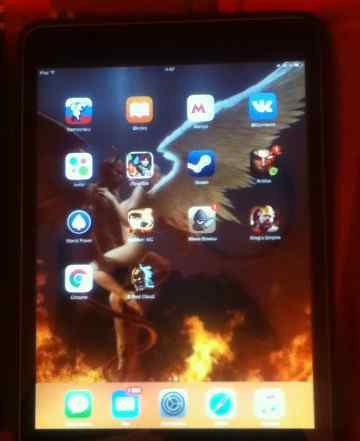 Apple iPad mini 16gb mf432