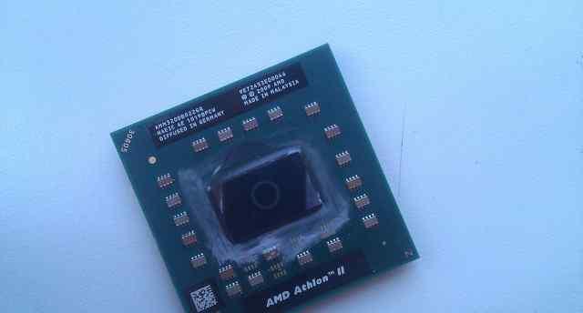 AMD Athlon II Dual-Core Mobile M320