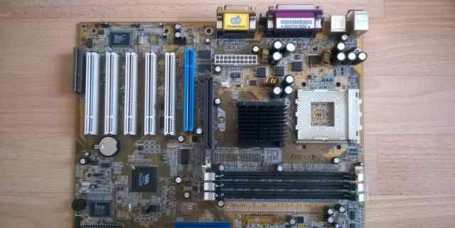 Chaintech 7VJD0A-C100C Socket A