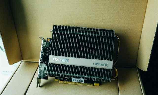 Видеокарта Palit GeForce GTX 750 Ti KalmX