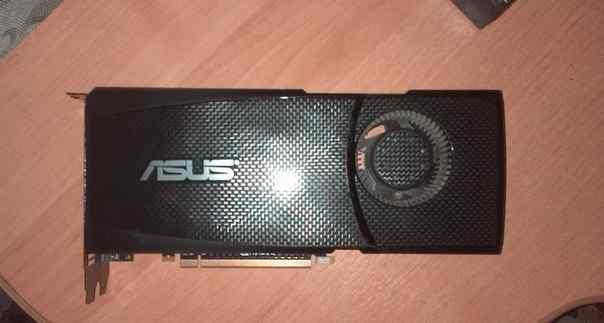 Asus GeForce GTX 470