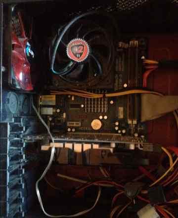 Материнская плата Asrock G31M-S+ Intel Core 2 Quad
