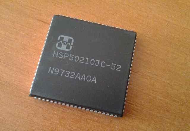 микросхемы HSP50210JC-52