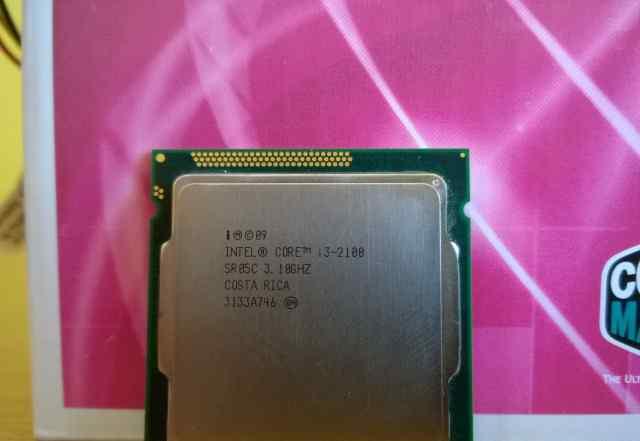 Intel Core i3-2100 (3.10 GHz) Sandy Bridge