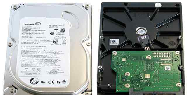 HDD 3.5 Seagate 500Gb Barracuda sata3