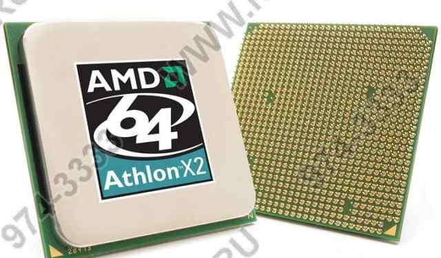 AMD athlon 64 x2 Intel E5500 pentium4 Intel P6200