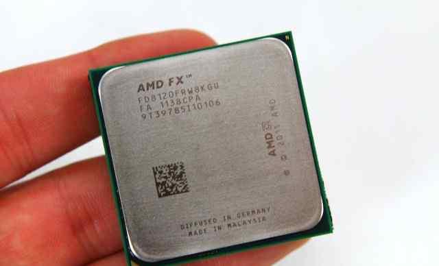 AMD FX 8120