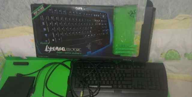 Игровая клавиатура Razer Licosa Mirror