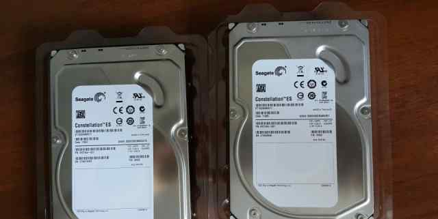 1Tb Seagate ST1000NM0011 SATA-III Constellation ES
