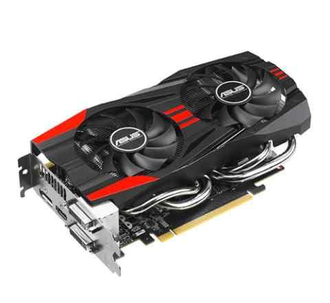Asus GeForce GTX 760 GTX760-DC2OC-2GD5