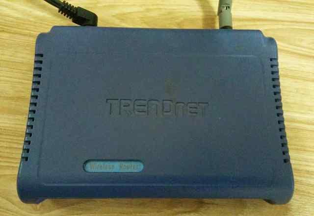 Trendnet TEW-452BRP роутер