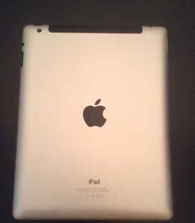 Apple iPad 4 16GB WI-FI LTE black