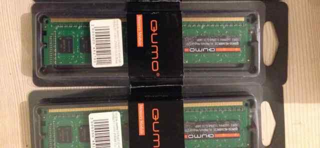 2x 2Gb DDR3