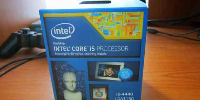 Intel core I5 4440 + мать (всё железо новое)