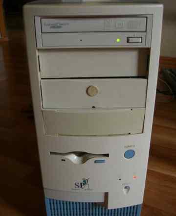 Системный блок Pentium VI с Wi-Fi и тв тюнером