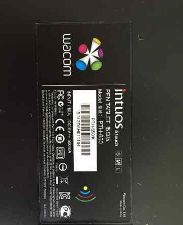 Планшет Wacom Intuos 5 PenTouch, size M