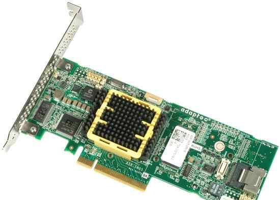 Adaptec ASR-5405 в отличном состоянии