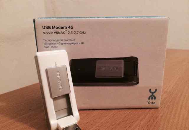 Usb modem 4g Yota