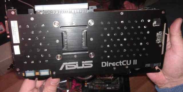 Видеокарта Asus GeForce GTX 780 GTX780-DC2OC-3GD5