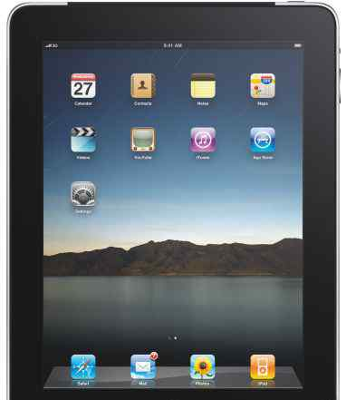 Apple I-Pad 60 Гб