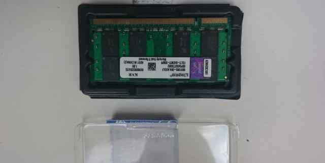 Оперативная память Kingston DDR2 2Gb, PC6400