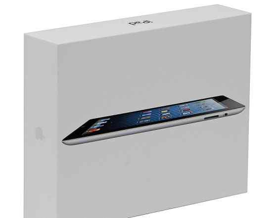 Apple iPad 4 Retina 16Gb Wi-Fi Cellular