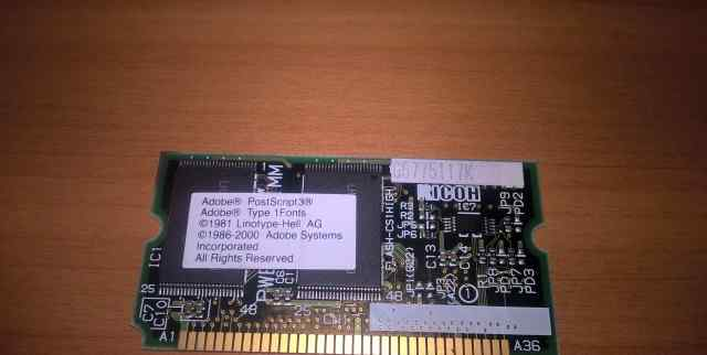 Ricoh LH28F160BJE-BTL90