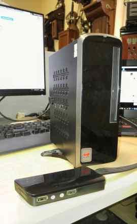 Мощный мини-пк на Core i5