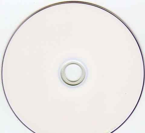 Чистые белые CD-R Printable 900шт. с конвертами