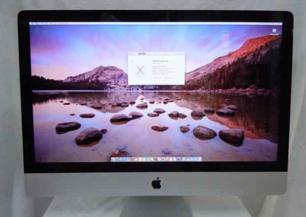 iMac 27 Intel Core i5