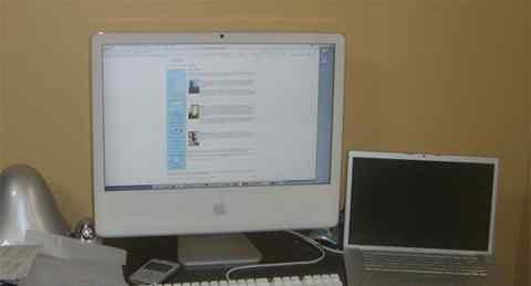 iMac 2006 20