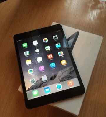 iPad mini 16GB 4G Wi-Fi