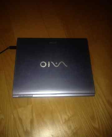 Б/У Ноутбук Sony vaio PCG-V505BC