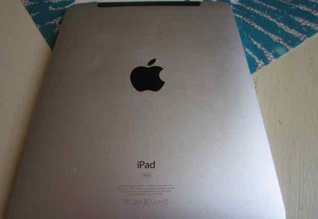 iPad 16gb wifi+ 3g original apple
