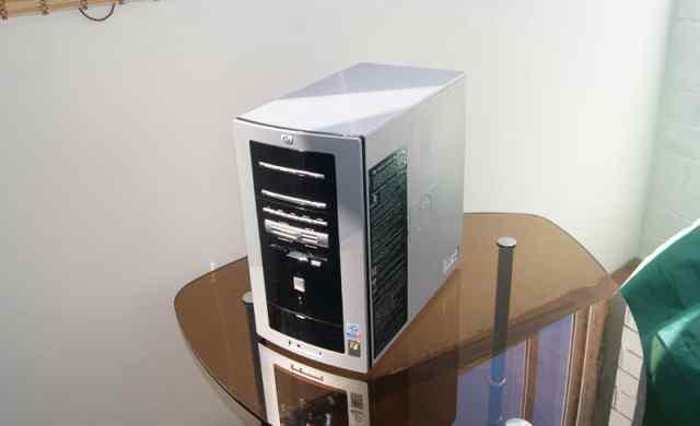 Системник С мощным процессором (i3 - 3.1GHZ)