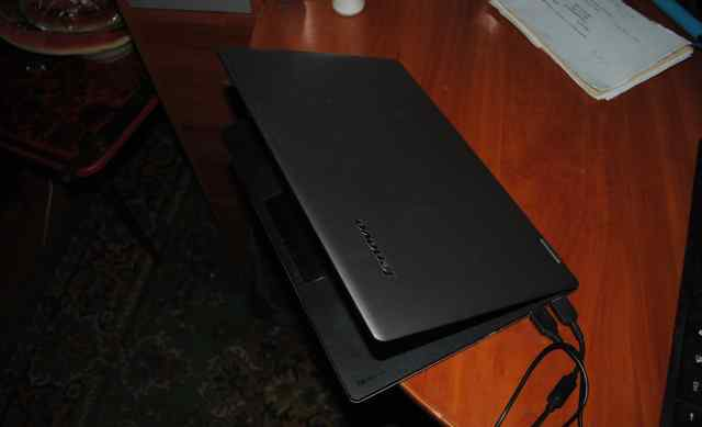 Lenovo IdeaPad 2 13 SSD требует замены клав и бат