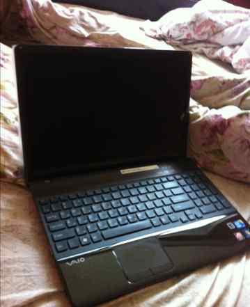 ноутбук Sony vaio vpceb3M1R