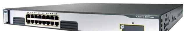 Cisco 3750G-16TD-S
