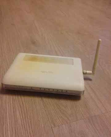 Роутер Asus Wireless adsl Modem