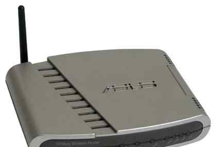 Asus WL-500g-Deluxe WI-FI роутер