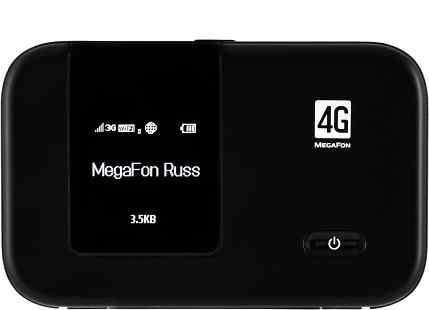 Мегафон wi-fi роутер 4G+