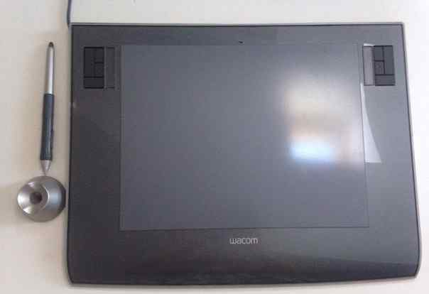 Графический планшет Wacom Intuos3 Pen Tablet PTZ-9
