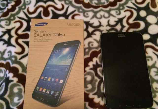 Планшет Samsung galaxy Tab3 8