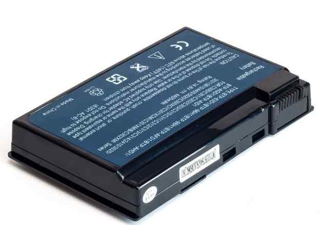 Новый акб для acer 14.8V 4400mAh 65W (8 элементов)
