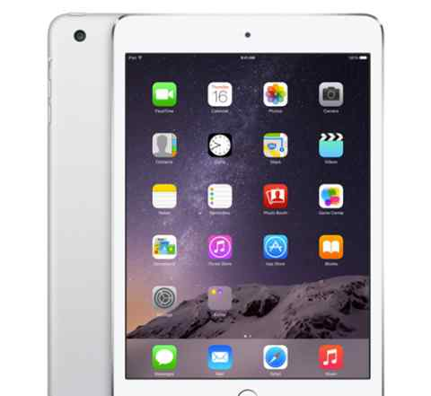 Планшет Apple iPad mini 3 16Gb Wi-Fi (Silver)